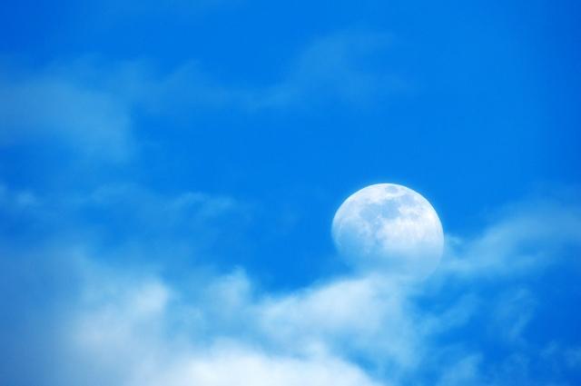 満月 スーパームーン ブルームーン