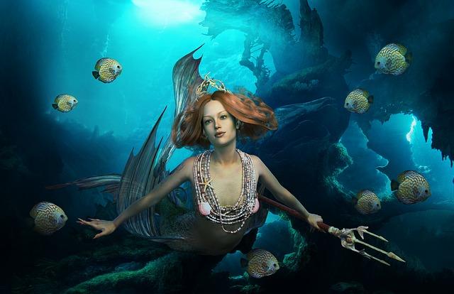 マーメイド 人魚